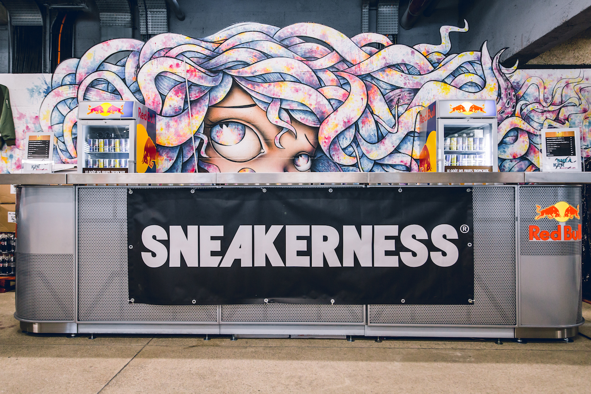 Sneakerness Paris 2017