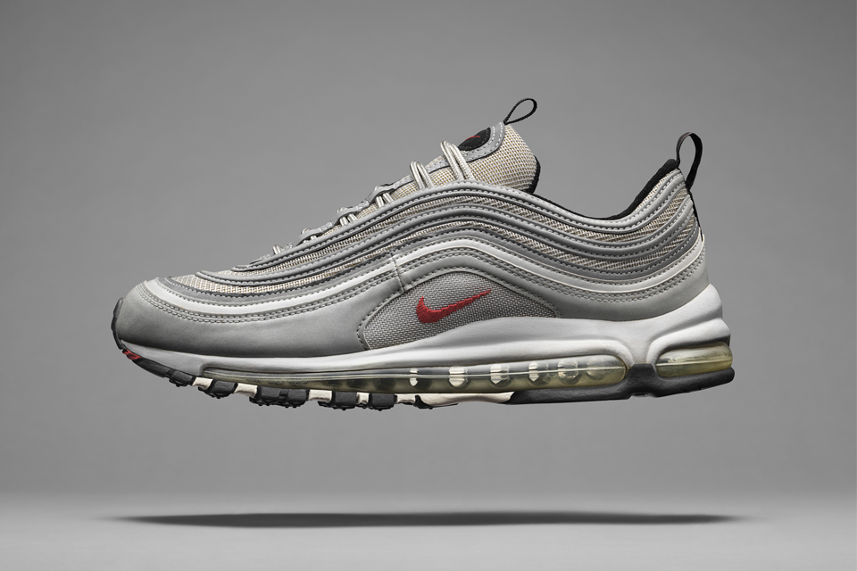 air max 97 silver bullet homme
